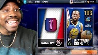 NBA 2K20 MOBILE SEASON 2 REWARDS & PACK OPENING! Ep  36