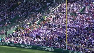 ≪選手権≫甲子園(2017) 天理の音色① 中村良二 検索動画 28