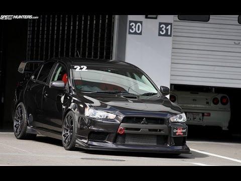 mitsubishi evolution x evo 10 electric drift rc car