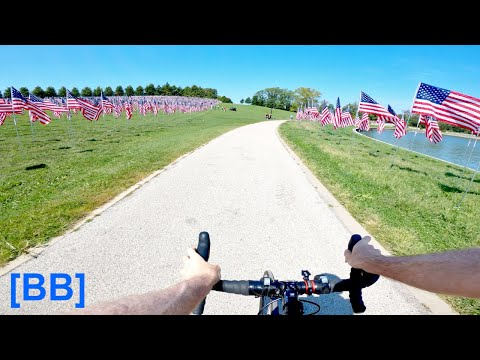 An American Bicycle Commute... And Shirts! thumbnail
