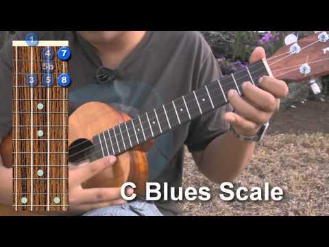 Uke Minutes 54 - Blues Scales
