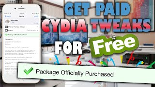 HOW TO GET PAID CYDIA TWEAKS or APPS FOR FREE