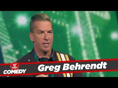 Greg Behrendt Stand Up - 2012