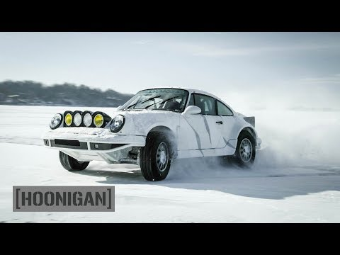 "This 1984 ""SAFARI"" Porsche 911 Carrera Was Built for Off-Roading"