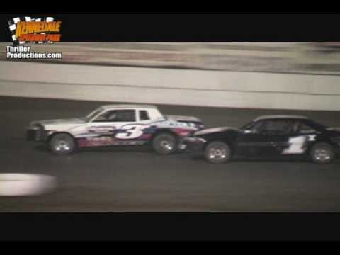Kennedale Speedway Park's Spring Kick-Off 2011 Highlights
