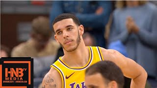 LA Lakers vs Minnesota Timberwolves 1st Half Highlights   01/06/2019 NBA Season