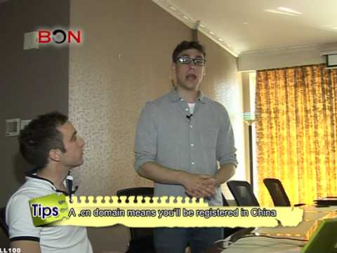 How to Start an Internet Business in China -- Local Laowai ep. 100 -- BON TV China