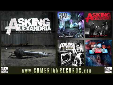 ASKING ALEXANDRIA - I Used To Have A Best Friend (But Then He Gave Me An STD)