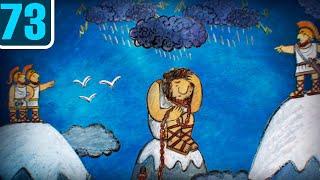 Волшебный фонарь - Добрый Прометей/По мотивам древнегреческого мифа - Серия 73 - Мультики для детей