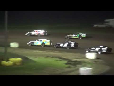 IMCA Sport Mod Season Championship Benton County Speedway 8/12/18