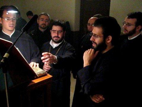 orthodox liturgy media player