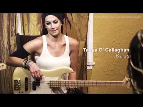 """15 Step"" Radiohead cover featuring Tanya O'Callaghan"