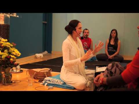 Sharon Gannon Dharma Talk At JIvamukti Yoga Jersey
