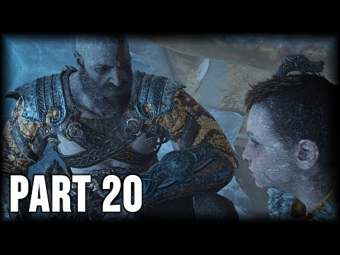 God of War - 100% Walkthrough Part 20 [PS4] – The Magic Chisel (2/3)