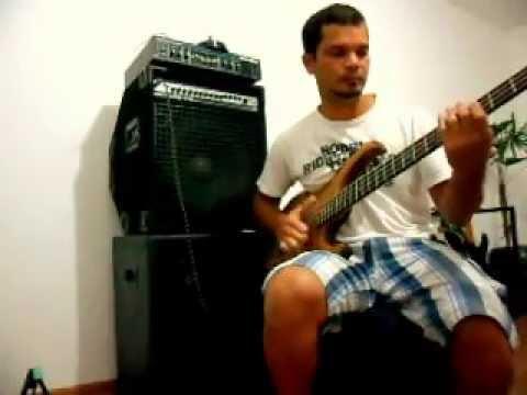 teste GK backline 115...bass Ibanez btb-1000 japan