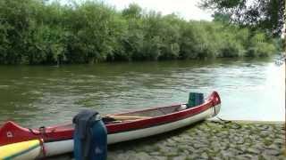 Kanutour LAHN 2012 - Tag 2: Gen WEILBURG - Nostalgie-Trip von Wetzlar zum Rhein