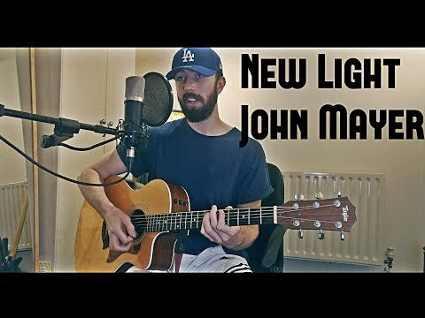 John Mayer - New Light - Cover