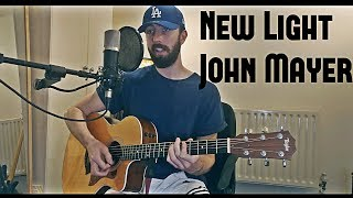 Download Lagu John Mayer - New Light - Cover Mp3