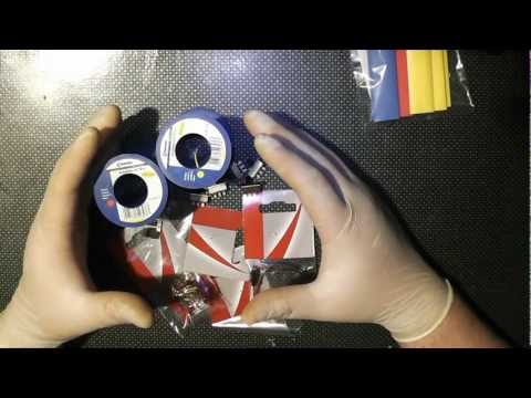 Unboxing Rc An-Aus schalter selber zusammenbauen  | Full HD | Deutsch