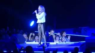 Helene Fischer - Atemlos durch die Nacht (Live in Hannover 09.03.2014 TUI Arena) HD