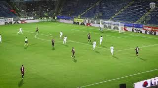 Cagliari-Pogoń Szczecin 3-1, gli highlights