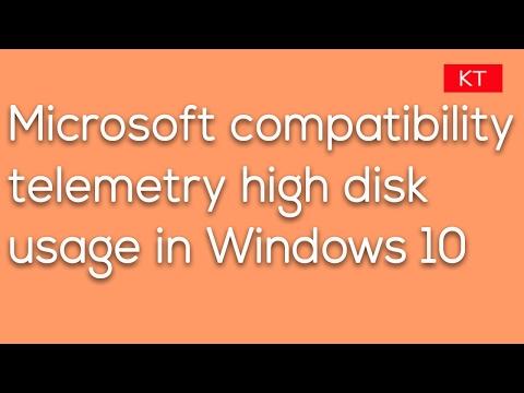 microsoft compatibility telemetry high cpu windows 8.1