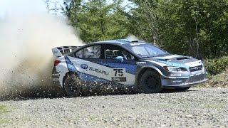 Subaru WRX STI Rally Car #75
