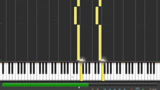 How To Play Saw Theme (Hello Zepp) - Charly Clouser Piano : Synthesia