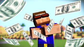 МНОГО ДЕНЕГ! *О* - Обзор Мода (Minecraft)