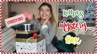 Η αδερφή μου έφτιαξε χριστουγεννιάτικο MYSTERY BOX & BIG GIVEAWAY   katerinaop22