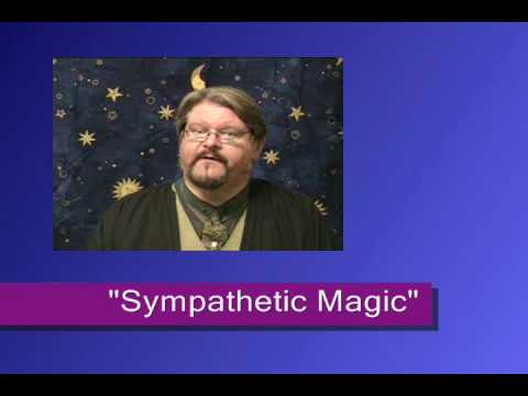 sympathetic magic Sympathetic magic taps into a symbolic ordering of the world, where disparate  objects and ideas can have unexpected correspondences and new potentials.