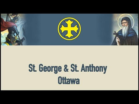 St. George & St. Anthony Good Friday Service (14/04/2017)
