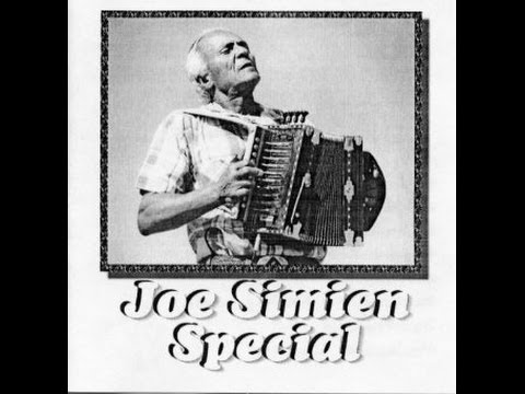 Joe Simien California Creole