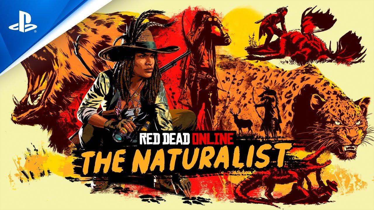 『レッド・デッド・オンライン』 自然探求家