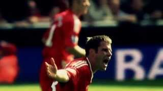 Jamie Carragher The Legend by ElAlonso