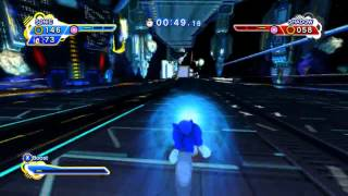 Sonic Generations - Shadow the Hedgehog w/ His World [Zebrahead Version] Music (HD)