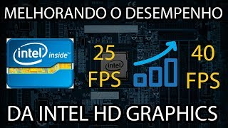 COMO FAZER OVERCLOCK NA INTEL HD GRAPHICS