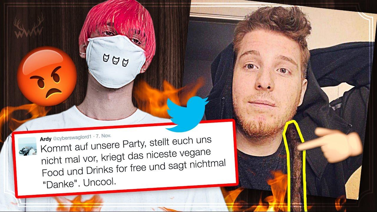 Ardy Machtig Sauer Unge Lasst Sich Beschneiden Der Nachste Youtuber Film Www
