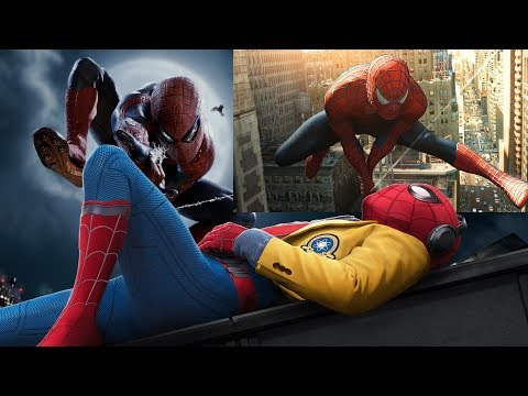 Reflections on Spider-Man: Sam Raimi vs. Marc Webb (A Video Essay) Mp3
