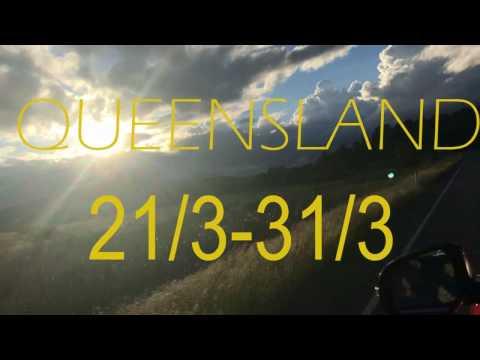 Australia Travel Vlog (Queensland 2017)