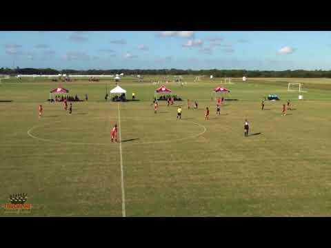 PSV Union Football Club U 15 vs United Futbol Academy U 15
