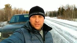 Работа на крайнем севере России, дальнобойщики по бездорожью, truckers north roads off road