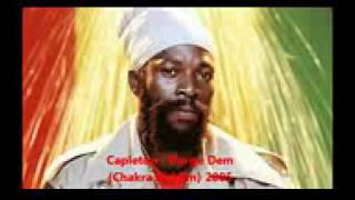 Capleton - Purge Dem (Chakra Riddim) 2005