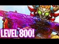 LEVEL 400  #1 Black Ops 4 Player // DARK MATTER CAMO UNLOCKED // COD BO4 Multiplayer Gameplay Live