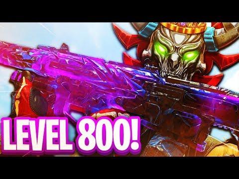 LEVEL 600  #1 Black Ops 4 Player // DARK MATTER CAMO UNLOCKED // COD BO4 Multiplayer Gameplay Live