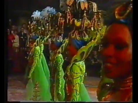 1983 Winter Carnival goes Stockholm