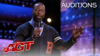 Mike Goodwin Tells Funny Stories About Teaching His Kids America s Got Talent 2021