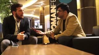 Brian Michitti Sedo domain Broker Interview at Domainfest  2015
