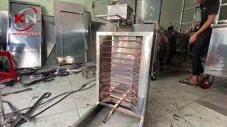 Lò Nướng Thịt Bánh Mì Thổ Nhĩ Kỳ - Inox Kim Nguyên