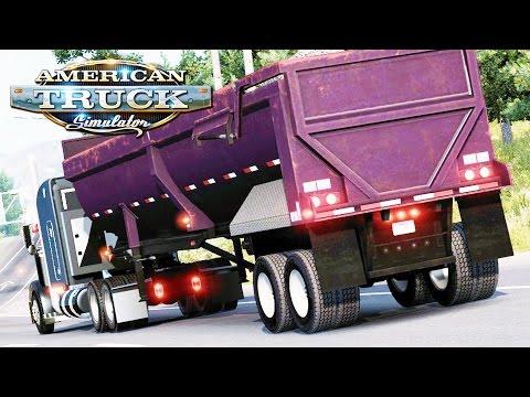 American Truck Simulator - Accident Ahead